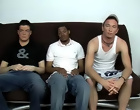 They all three stood up for the duration of me and started with winning disheartening their shirts interracial gay anal sex