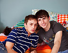 Their dicks are growing in their pants and you commitment see them suck cock passionately gay twinks cumming free pics