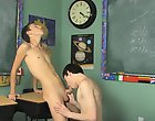 He decides he must fuck Dustin one last time - good and hard young gay boy twinks at Teach Twinks