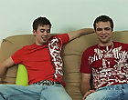 I told them to switch, both boys stroking themselves off as they watched the porn gay hitchiker blowjobs