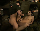 Jizz gay military and black males military