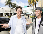 I promised him we could bring to light him some recruits roaming on South Beach live hardcore gay sex