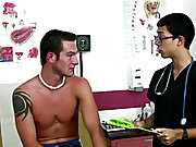 Gay doctor visit sex and gay twinks on poppers with black dad