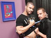 Cute men sexy cumshot gif pic and cute guys big cock pic at My Gay Boss