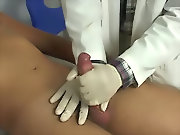 Finally, when he came in he asked me what was wrong and I told him that I had pulled a muscle gay hardcore cum drinkers
