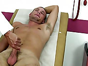 I had him jack off while I rubbed his body and within a minute of stroking his whole body tense video men masturbating
