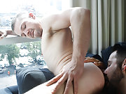 Free porn men fucking mens and young stocky jocks have gay sex first time at My Gay Boss
