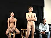 Where the blazing sun don't shine, where i land my load upon gay interracial group serie