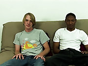Both boys did a great job, especially Corey for taking such a huge cock interracial gay mature