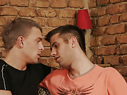 Rookie guys Kiko and Dominik are a couple of struggling DJ's who are about to turn more than just tables gay cop hunks