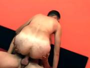 BestBareback gay bareback orgy prison sex