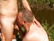 Luckily, there was nothing and no lone there to affect their young vs men outdoor piss