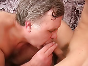 He enjoyed being facefucked next to the strong immature stud dig the cock was hard enough to enter the mature portion from the other side mature gay t