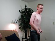 After a few minutes, Ben gave a prophecy that he was getting close to shooting his load cruising for gay blowjob