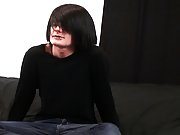 Cute emo boy Aiden Riley returns for another solo young gay boys in footbal at Homo EMO!