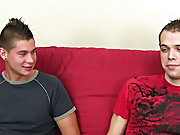 ' So I tell them that this day we will start with a little blowjob and then maybe enter some fucking gay twinks anal sex at Straight Rent Boys