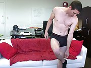 This week's itsgonnahurt nude male possing with bi