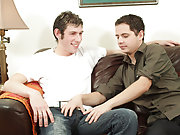 Lucky for Adam, Renato is ready and willing to do all those things gay amateur asian boys