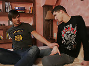 Initially, they appear to not have gotten much sleep, or maybe there's a language barrier gay older men hunk clips free