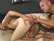 Dillon's thick man juice oozes out of his fat cock and drips down on to Josh's body gay anal fucking quicktime