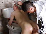 Nude european men in the showers and gay spanking speedo - Boy Napped!
