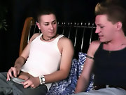 His first gay sex amateur teen boys thumbnail
