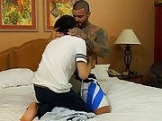 Gay french kiss and anal sex at I'm Your Boy Toy