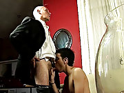 The twink got the help soon enough, and loosened up when he dropped to his knees and sucked him off before getting some head of his own mature asian m