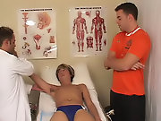 Doc got in behind me and lubed up my ass in level for him to join in with it anal gay fuck trailer