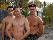 The gay cock licking chapter is great and will keep you captivated military guys fucking whil