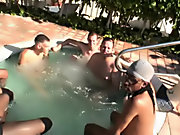 Gay college sex parties chubby interracial gay