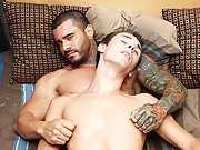 Gay anal hands free cum and hot anal men picture at I'm Your Boy Toy