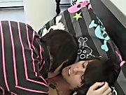 Emo boy lick at Homo EMO!