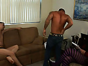 Soon after taking their clothes off and revealing their rippling muscles and big cocks, they couldn't support but sample a taste of each other&#0